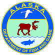 Alaska Fish & Game Logo