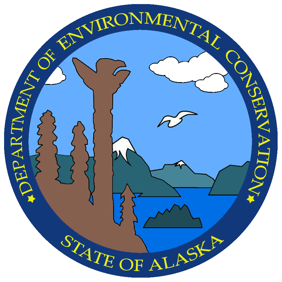 Alaska Dept. of Conservation Logo