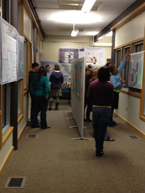 UAS Student Research Poster Session
